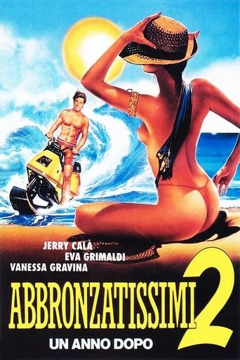 Poster of Abbronzatissimi 2 - Un anno dopo
