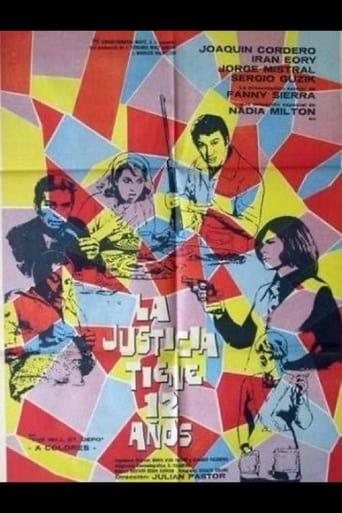 Poster of La justicia tiene doce años
