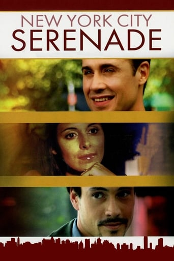 Poster of New York City Serenade
