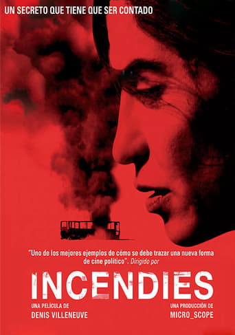 Poster of Incendies