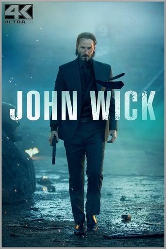 Filmplakat von John Wick