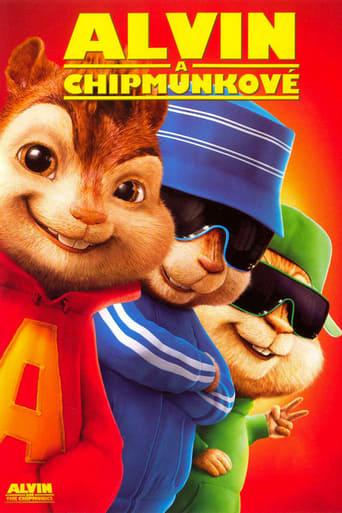 Poster of Alvin a Chipmunkové