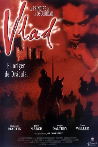 Poster of Dark Prince: The True Story of Dracula