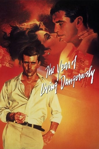 Poster of The Year of Living Dangerously