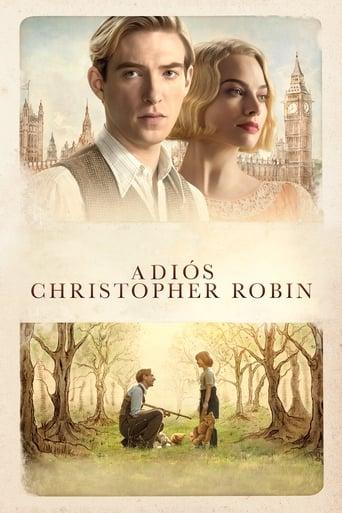 Poster of Adiós Christopher Robin