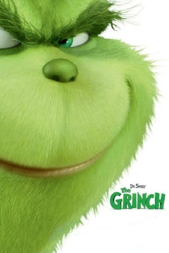 Poster of Dr. Seuss' How the Grinch Stole Christmas!
