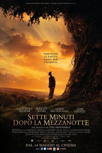 Poster of Sette minuti dopo la mezzanotte