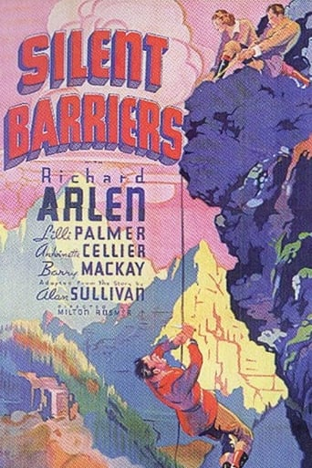 Poster of The Great Barrier