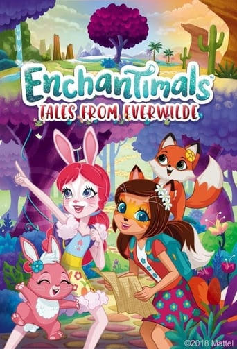 Poster of Enchantimals: Tales From Everwilde