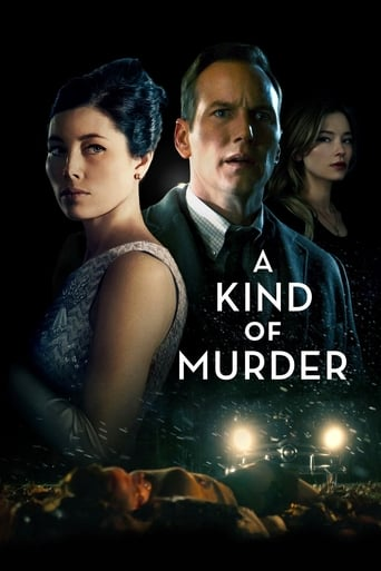 Poster of A Kind of Murder