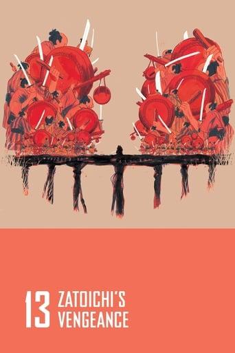 Poster of Zatoichi's Vengeance