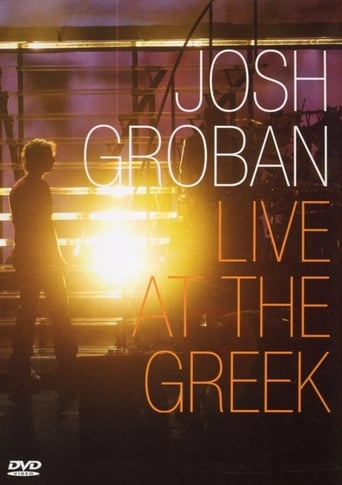 Poster of Josh Groban: Live At The Greek