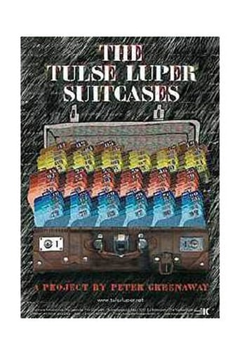 Poster of The Tulse Luper Suitcases: Antwerp