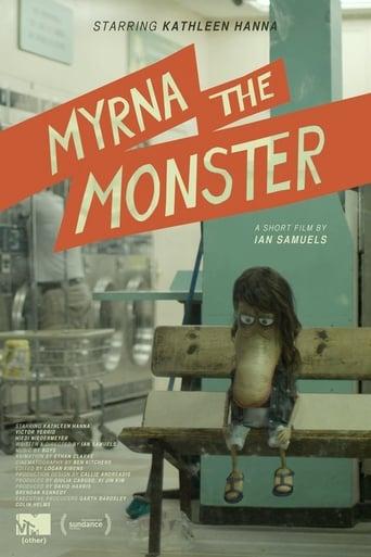 Poster of Myrna the Monster