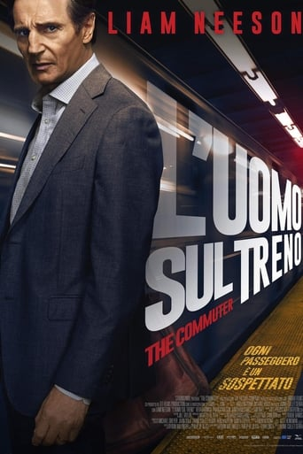 Poster of L'uomo sul treno - The Commuter