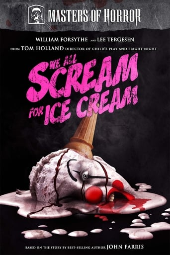 Poster of We All Scream for Ice Cream