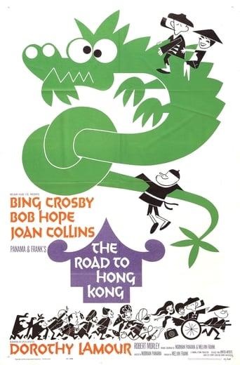 Poster of The Road to Hongkong