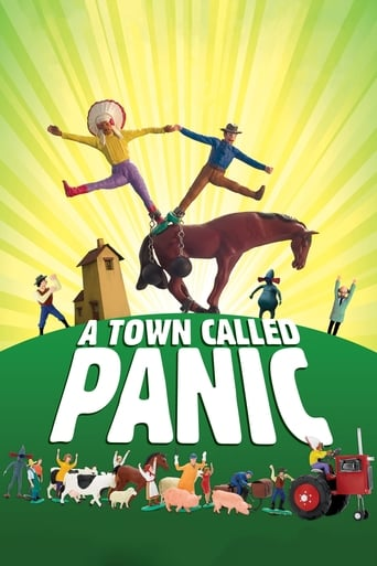 Poster of A Town Called Panic