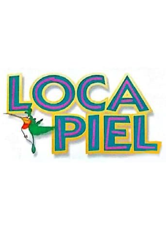 Poster of Loca piel