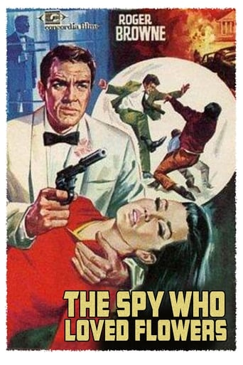 Poster of The Spy Who Loved Flowers