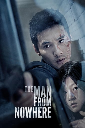 Poster of The Man from Nowhere