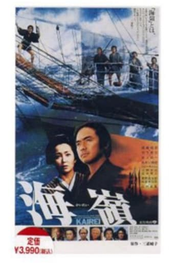 Poster of Adrift at Sea