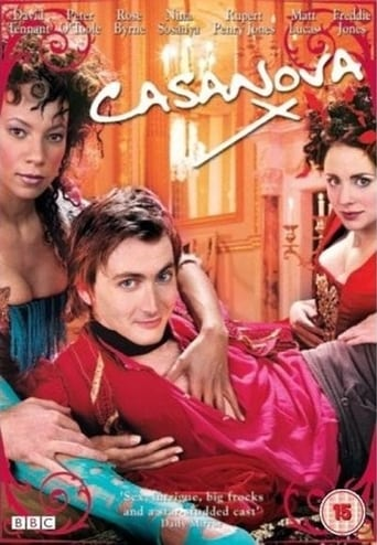 How old was Rose Byrne in season 1 of Casanova