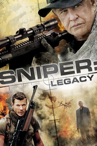Poster of Sniper: Legacy