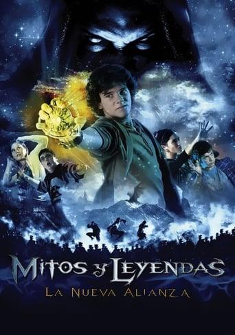 Poster of Mitos y Leyendas: La nueva alianza