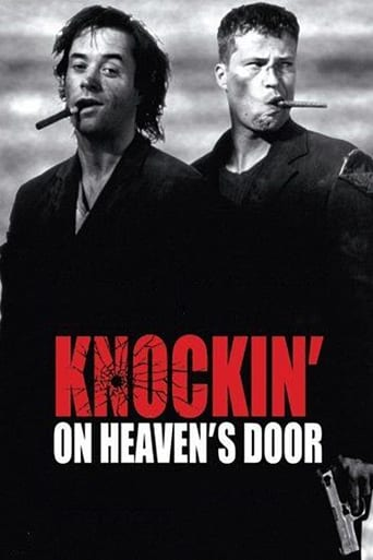 Poster of Knockin' on Heaven's Door