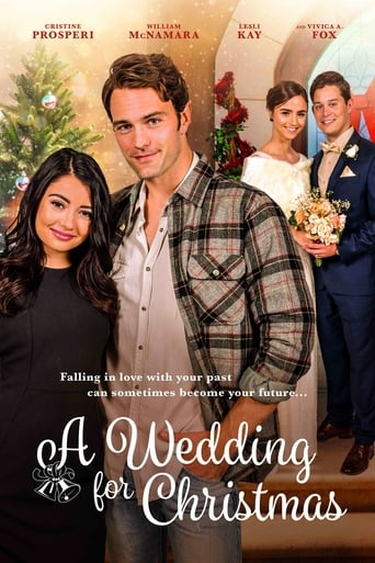 A Wedding for Christmas poster