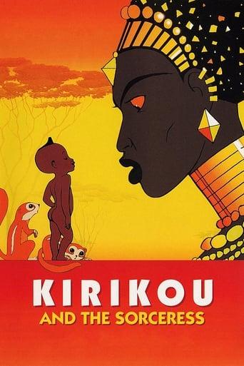 Poster of Kirikou and the Sorceress