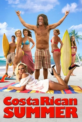 Poster of Costa Rican Summer