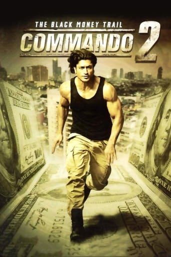 Poster of Commando 2 -  The Black Money Trail