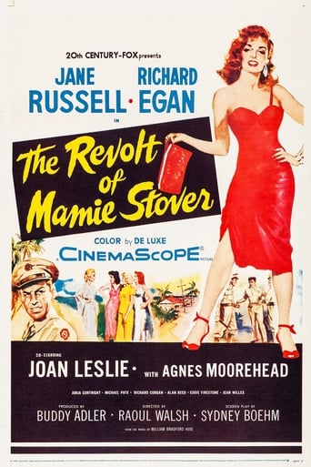 Poster of The Revolt of Mamie Stover