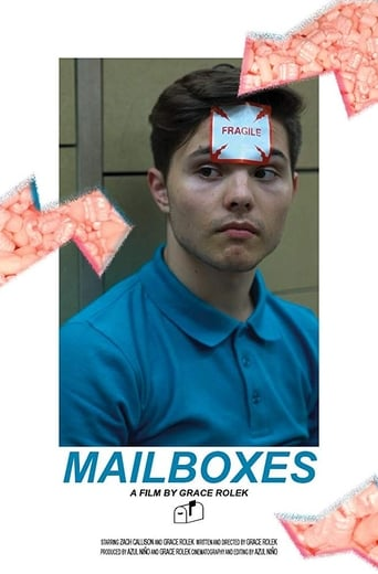 Poster of Mailboxes