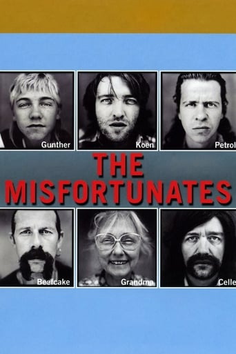 Poster of The Misfortunates