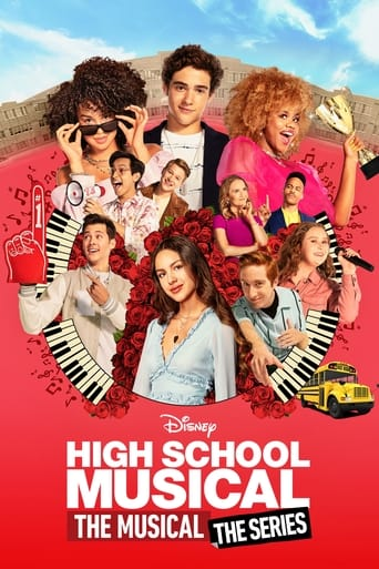 Poster of High School Musical: The Musical: The Series