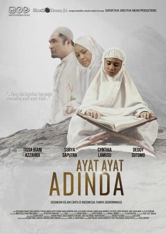 Poster of Ayat Ayat Adinda