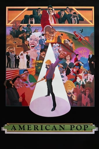 Poster of American Pop