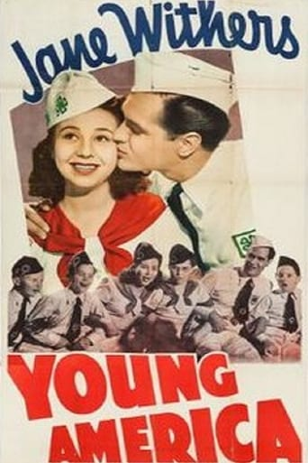 Poster of Young America