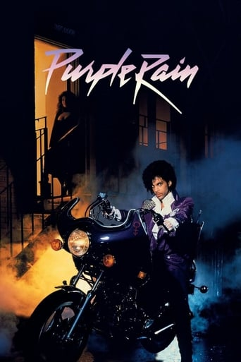 Poster of Purple Rain