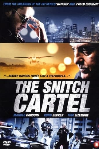 Poster of The Snitch Cartel