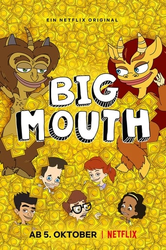 Filmplakat von Big Mouth