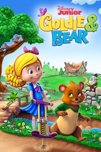 Poster of Goldie & Bear