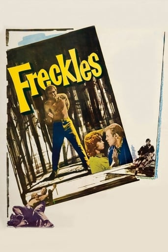 Poster of Freckles
