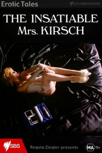 Poster of The Insatiable Mrs. Kirsch