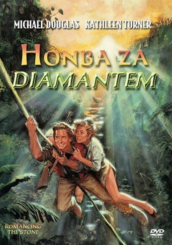 Poster of Honba za diamantem