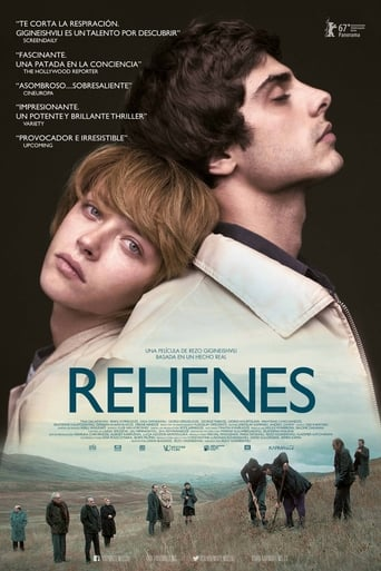 Poster of Rehenes