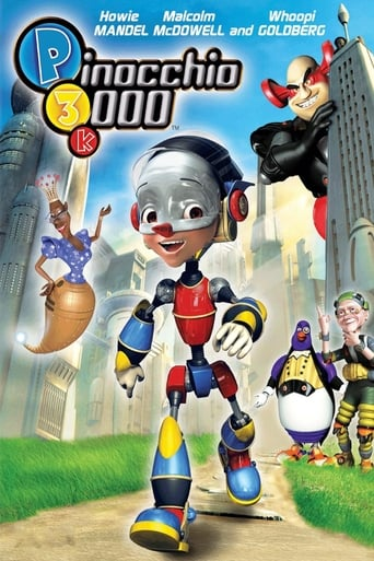 Poster of Pinocchio 3000